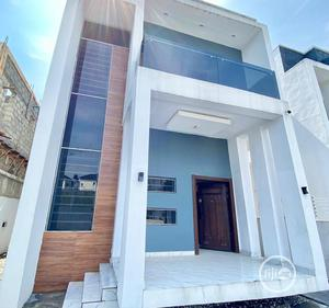 4 Bedroom Fully Detached Duplex in an Estate at Agungi, Lekki | Houses & Apartments For Sale for sale in Lagos State, Lekki