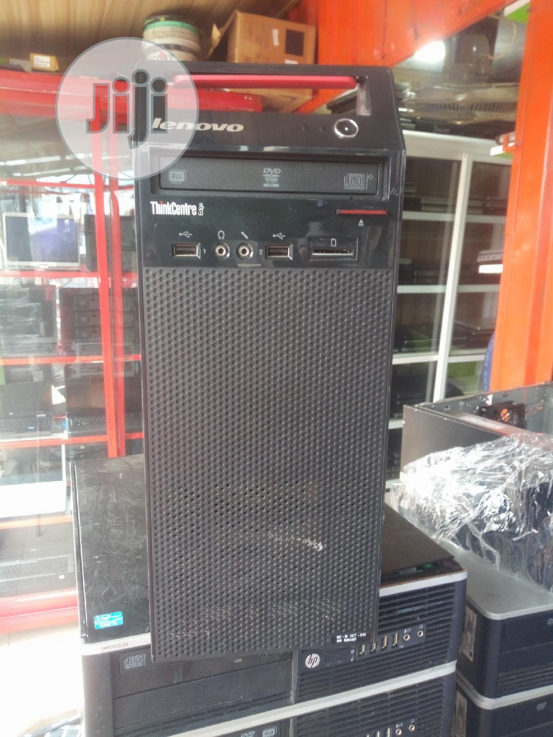 Desktop Computer HP 8GB Intel Core i7 HDD 1T | Laptops & Computers for sale in Ikeja, Lagos State, Nigeria