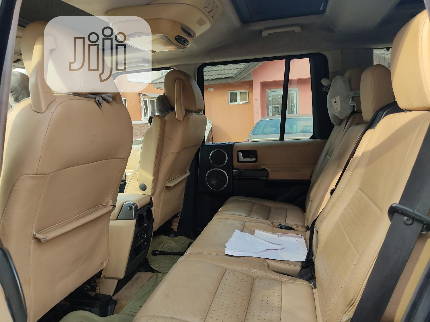 Archive: Land Rover LR3 2006 HSE Green