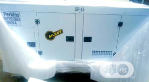 15kva Perkins UK Soundproof Generator 100% Copper Wire | Electrical Equipment for sale in Lagos State, Lekki