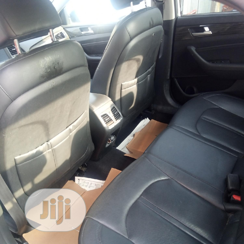 Hyundai Sonata 2016 Black | Cars for sale in Ikeja, Lagos State, Nigeria