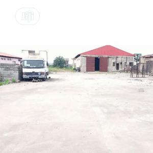 An Industrial Warehouse for Sale on Lagos Ibadan Expr, Asese   Commercial Property For Sale for sale in Lagos State, Badagry