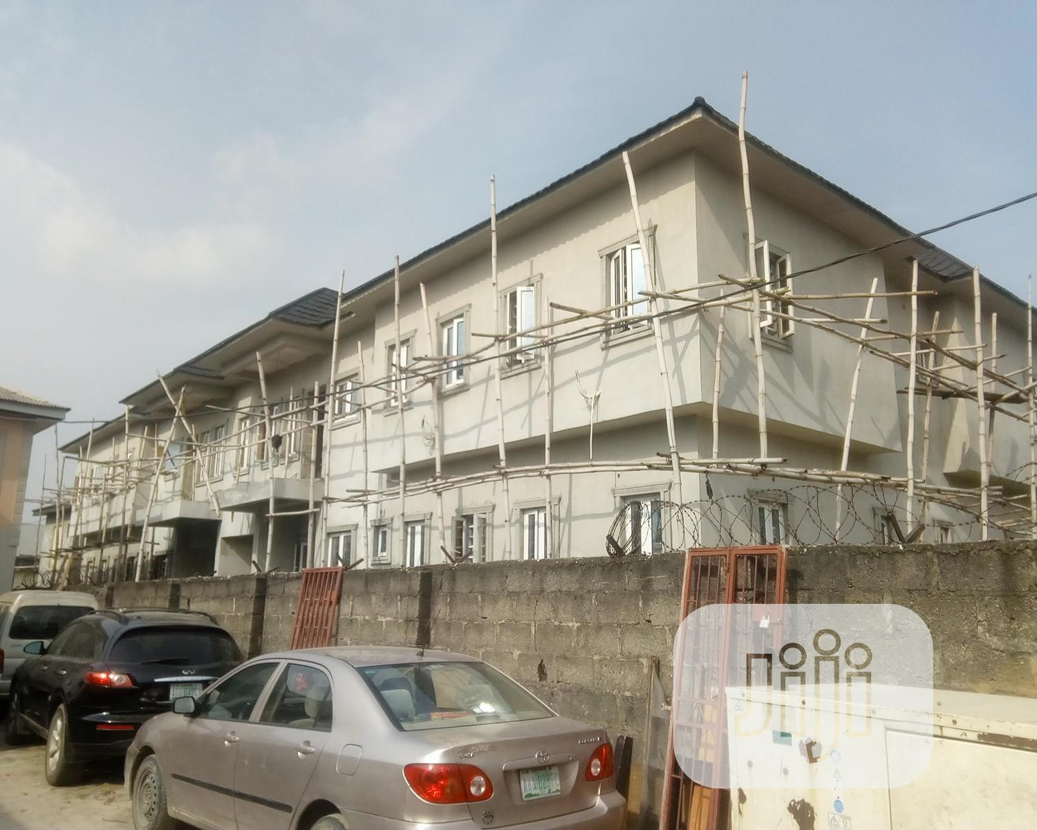 Almost Complete Block Of Flats