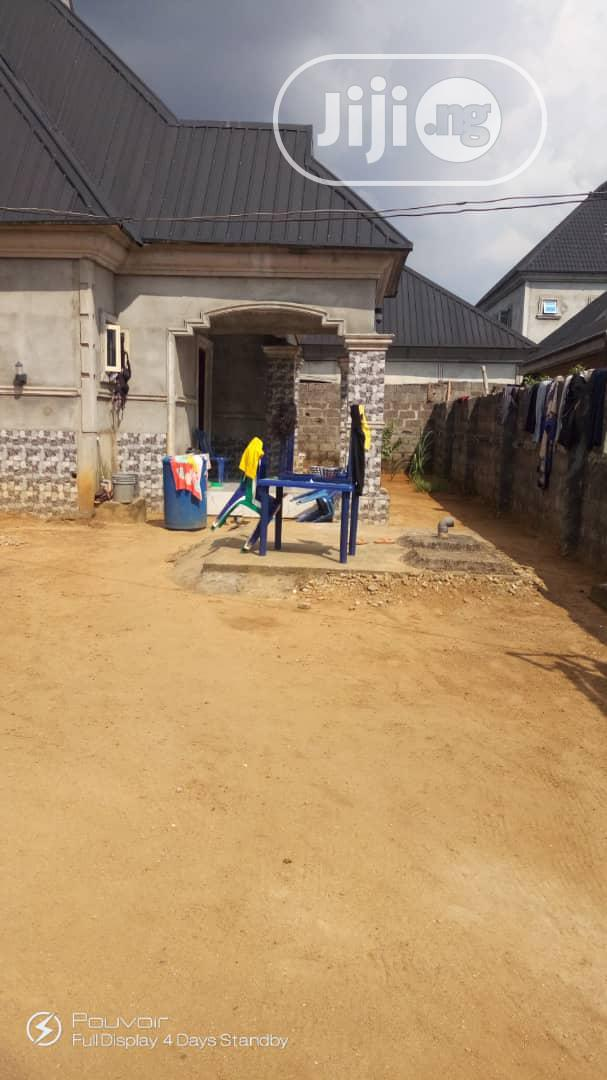 4 Bedroom Bungalow Alone in a Compound in Ozuoba at 18m | Houses & Apartments For Sale for sale in Port-Harcourt, Rivers State, Nigeria