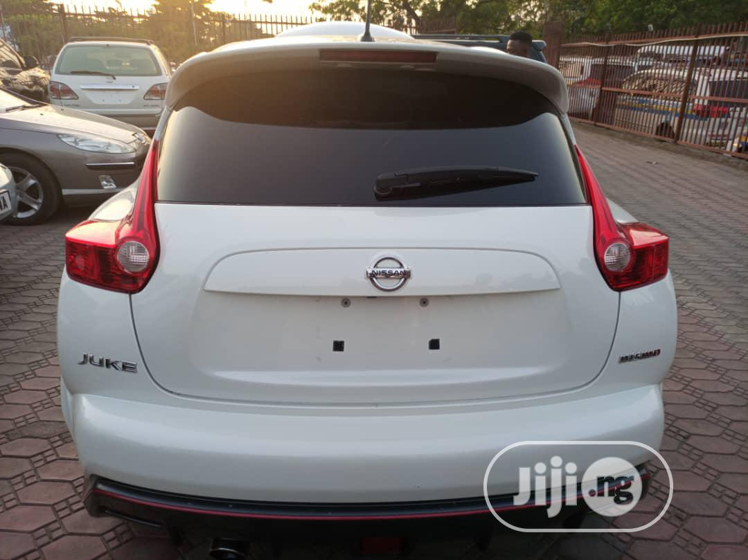 Archive: Nissan Juke 2016 S FWD White