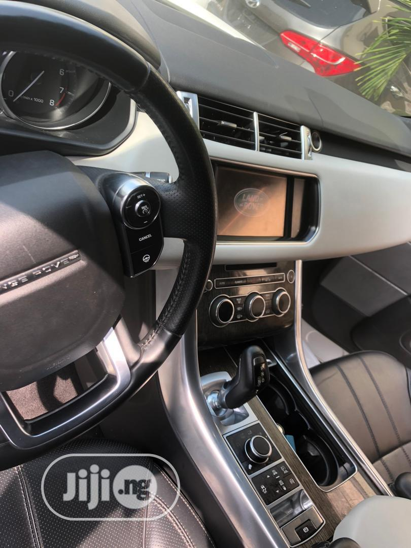 Land Rover Range Rover Sport 2014 HSE 4x4 (3.0L 6cyl 8A) White | Cars for sale in Lekki, Lagos State, Nigeria