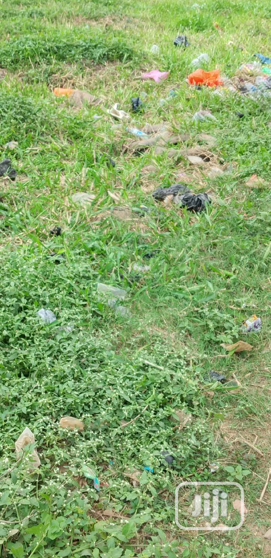 For Lease: 600sqm Land Directly On Kudirat Abiola Way Alausa