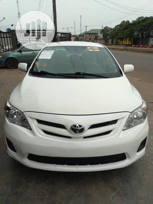 Toyota Corolla 2012 White | Cars for sale in Lagos State, Ikeja