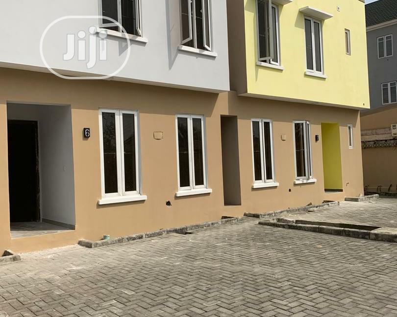 For Sale; 4bedroom Terrace Duplex