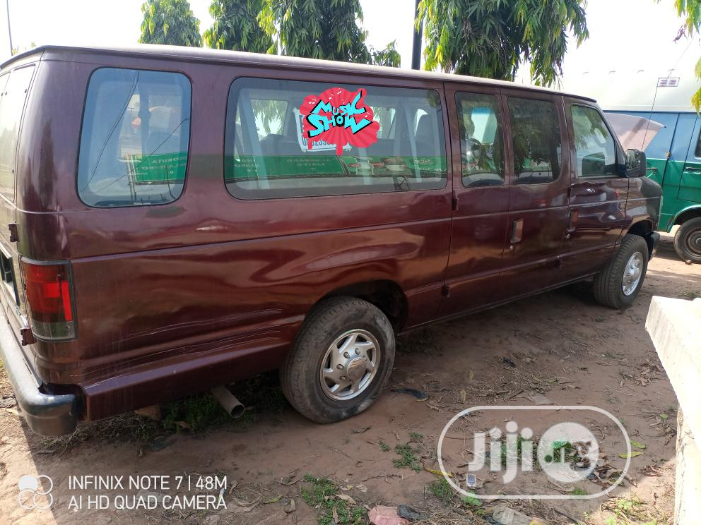 Ford E350 2012 | Buses & Microbuses for sale in Abule Egba, Lagos State, Nigeria