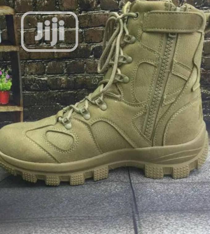 Foreign Desert Boot