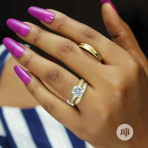 Rose Indiana Set Of Wedding Ring - Gold   Wedding Wear & Accessories for sale in Lagos State, Ojodu