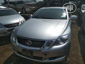 Lexus GS 2009 350 4WD Silver   Cars for sale in Lagos State, Apapa