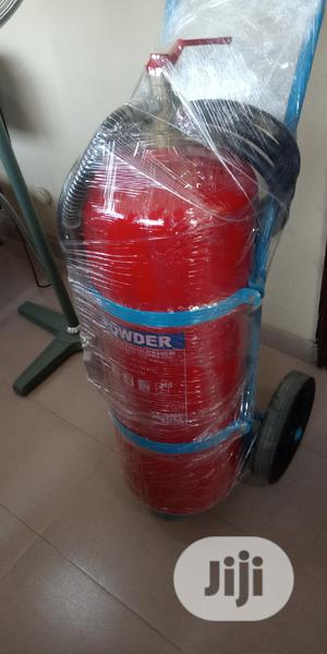 50kg DCP Fire Extinguisher   Safetywear & Equipment for sale in Lagos State, Apapa