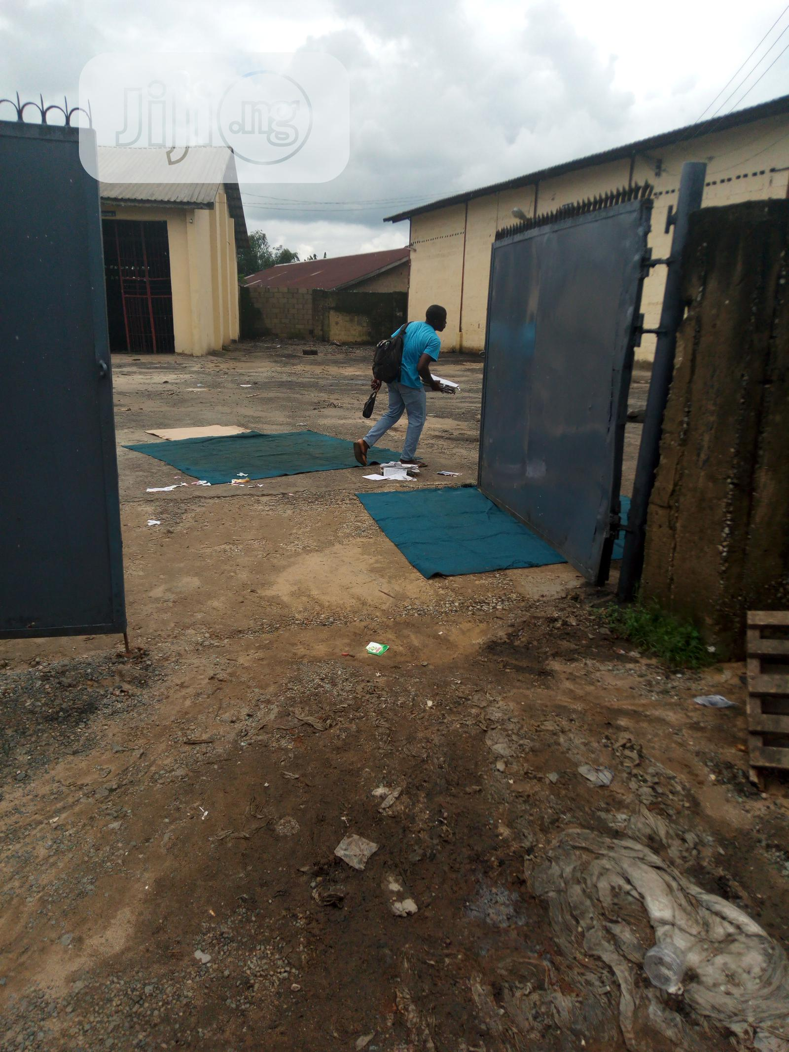 Archive: Warehouse To Let In Calabar