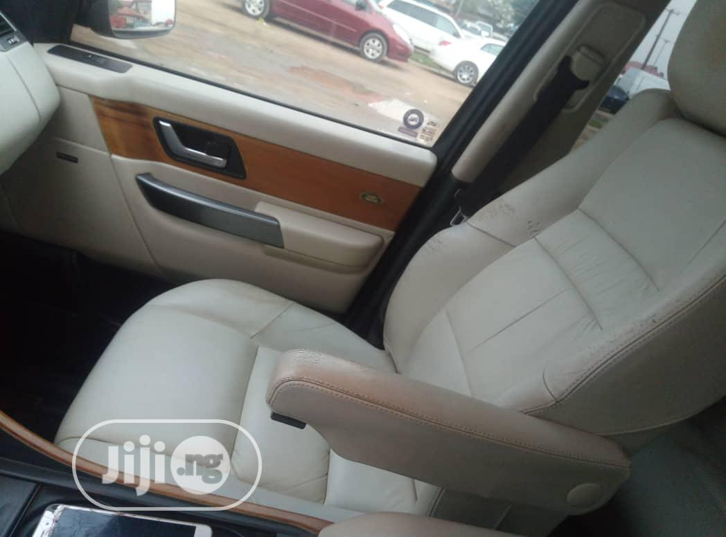 Land Rover Range Rover Sport 2006 Black | Cars for sale in Alimosho, Lagos State, Nigeria