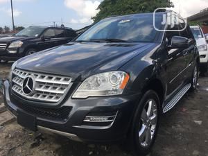 Mercedes-Benz M Class 2010 ML 350 4Matic Gray | Cars for sale in Lagos State, Surulere