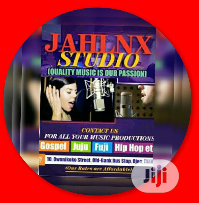 Archive: Jahlnx Studio Rates