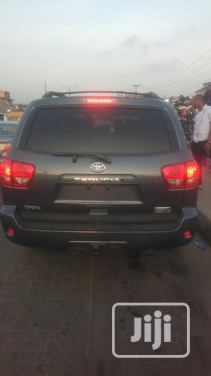 Toyota Sequoia 2010 Gray | Cars for sale in Lagos State, Isolo