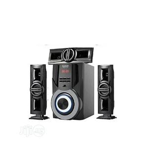Djack Heavy Duty 3.1 Bluetooth Home Theater System DJ-1003 | Audio & Music Equipment for sale in Lagos State, Alimosho