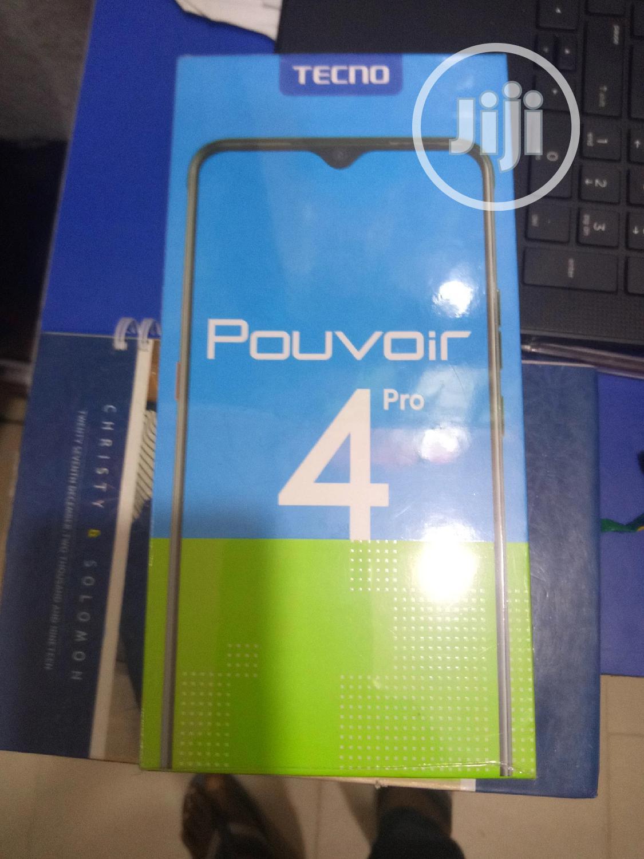 New Tecno Pouvoir 4 Pro 128 GB Gray