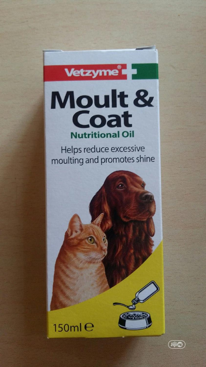 Vetzyme Moult And Coat For Cat And Dog 150ml