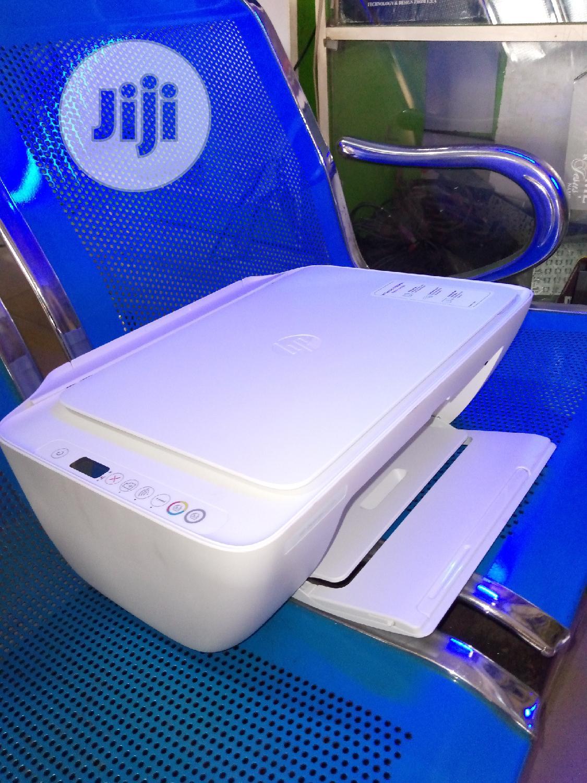 Hp Deskjet 2710 Color Printer, Print, Scan, Copy With Wifi