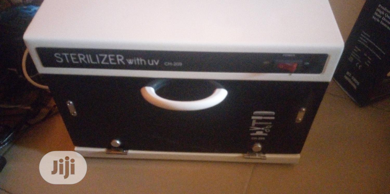 Archive: New Sterilizer Machine With Uv