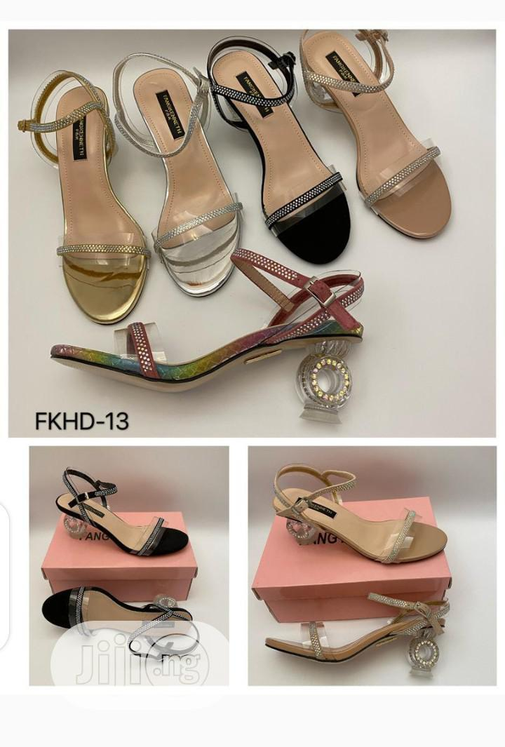 New Female Sandals Heel Shoes | Shoes for sale in Isolo, Lagos State, Nigeria