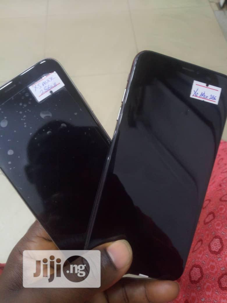 Apple iPhone XS Max 256 GB Black | Mobile Phones for sale in Ikeja, Lagos State, Nigeria