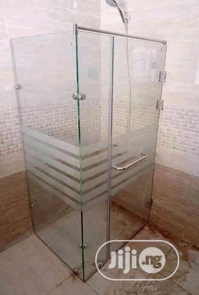 Shower Glass Cubicle Intr. | Plumbing & Water Supply for sale in Maitama, Abuja (FCT) State, Nigeria