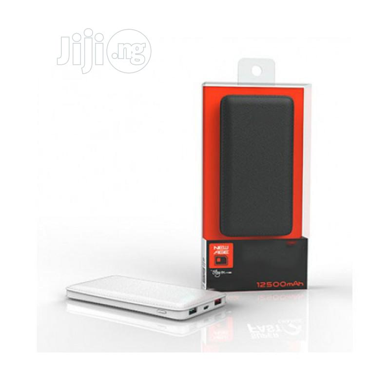 Archive: New Age 12500mah Power Bank
