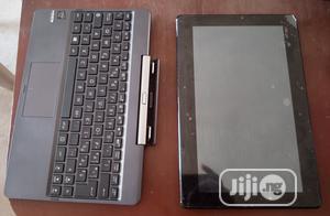 Laptop Asus Transformer Book T100 2GB Intel Atom SSD 60GB   Laptops & Computers for sale in Lagos State, Ikorodu