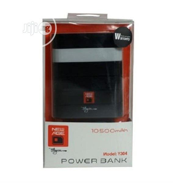 New Age Improved Power Bank - 10500mah | Accessories for Mobile Phones & Tablets for sale in Ikoyi, Lagos State, Nigeria