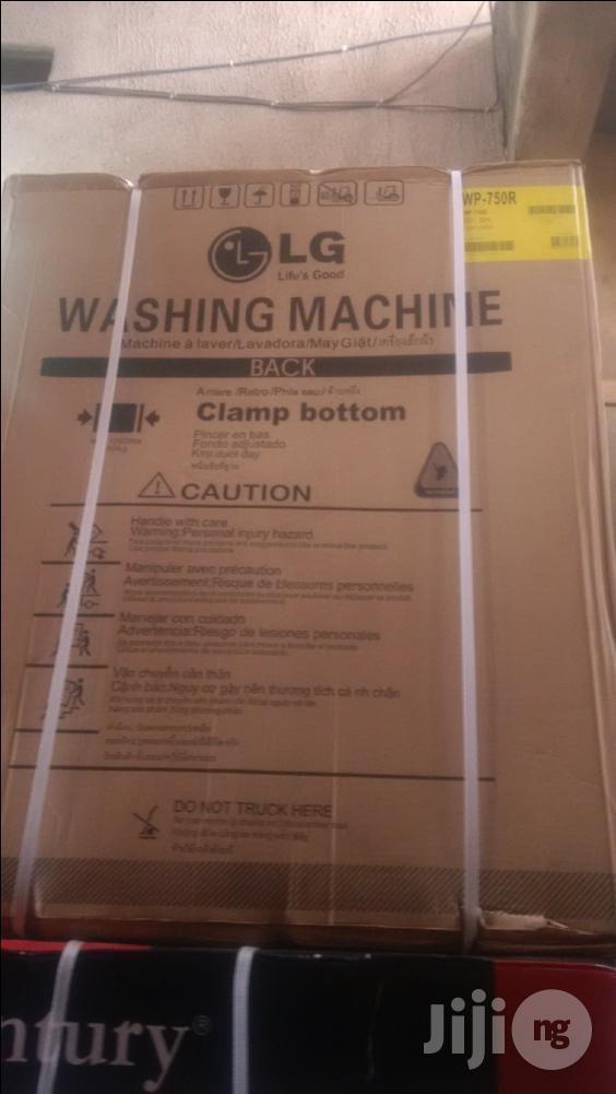 Promo LG Washing Machine 7 Kg Twin Tub | Home Appliances for sale in Ojo, Lagos State, Nigeria