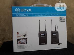 Boya Lapel Mic For Digital Cameras | Accessories & Supplies for Electronics for sale in Lagos State, Ajah