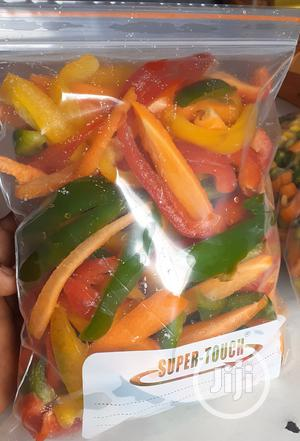 Mixed Bell Peppers   Meals & Drinks for sale in Lagos State, Gbagada