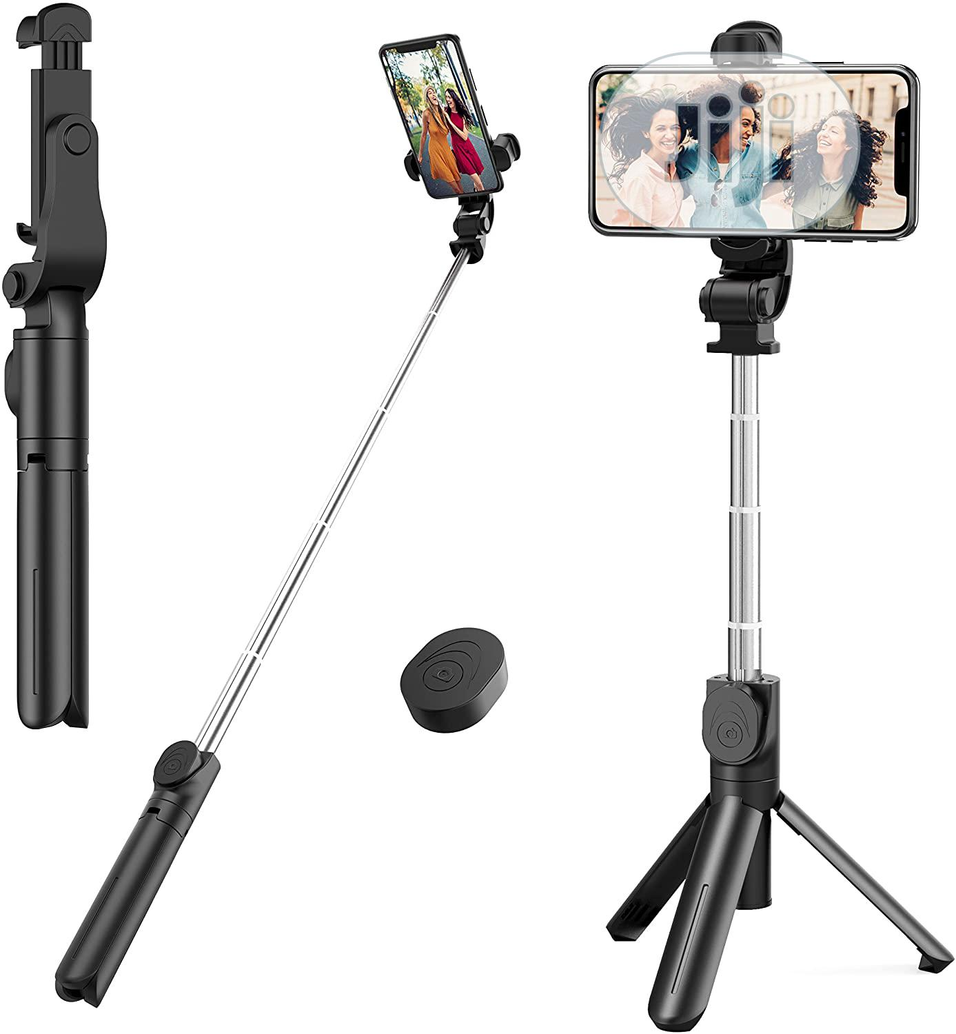 Selfie Stick With Tripod Stand
