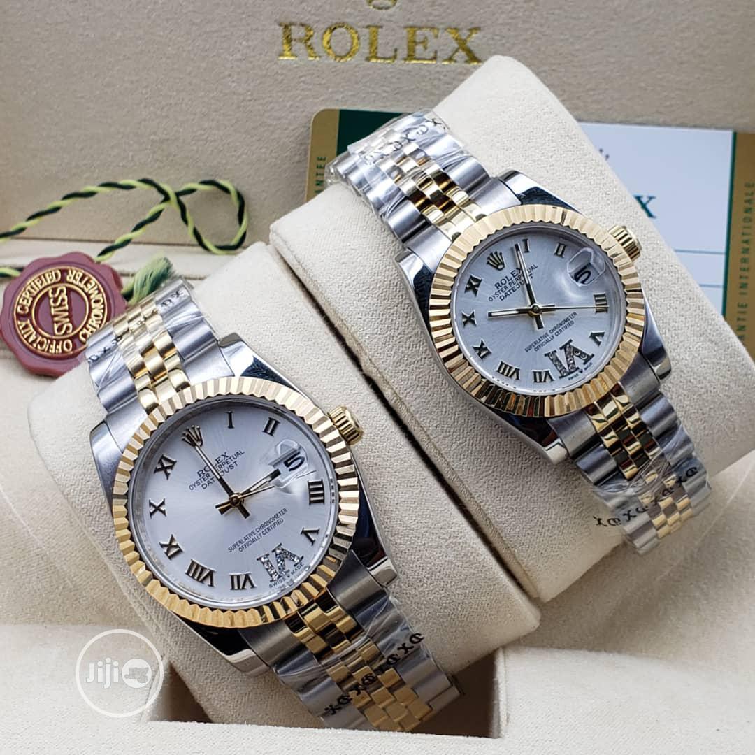 Rolex Couples Watch