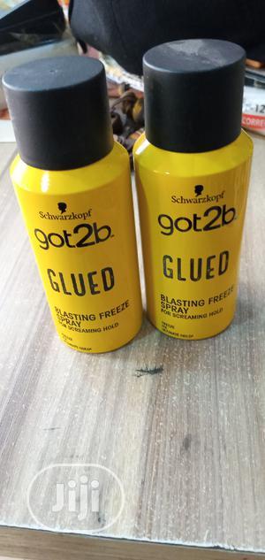 Got2b Glued Blasting Freeze Spray   Hair Beauty for sale in Lagos State, Ojo