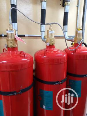 FM200 Fire Suppression System (Clean Agent) | Safetywear & Equipment for sale in Lagos State, Apapa