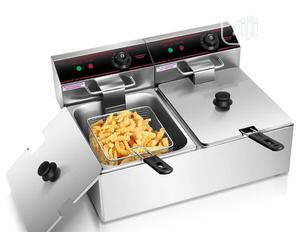 Table Top Double Deep Fryer Electric,10litres   Restaurant & Catering Equipment for sale in Lagos State, Surulere