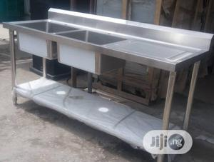 High Grade Washing Sink | Restaurant & Catering Equipment for sale in Lagos State, Ojo