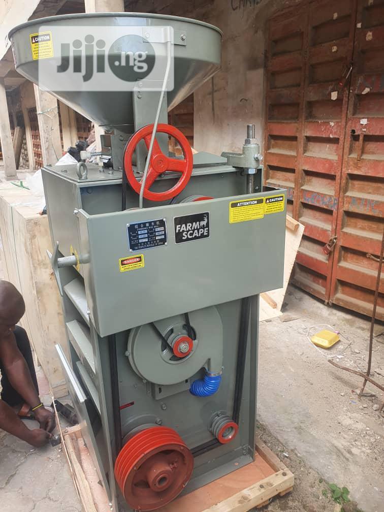 Rice Mill Machine   Farm Machinery & Equipment for sale in Ojo, Lagos State, Nigeria