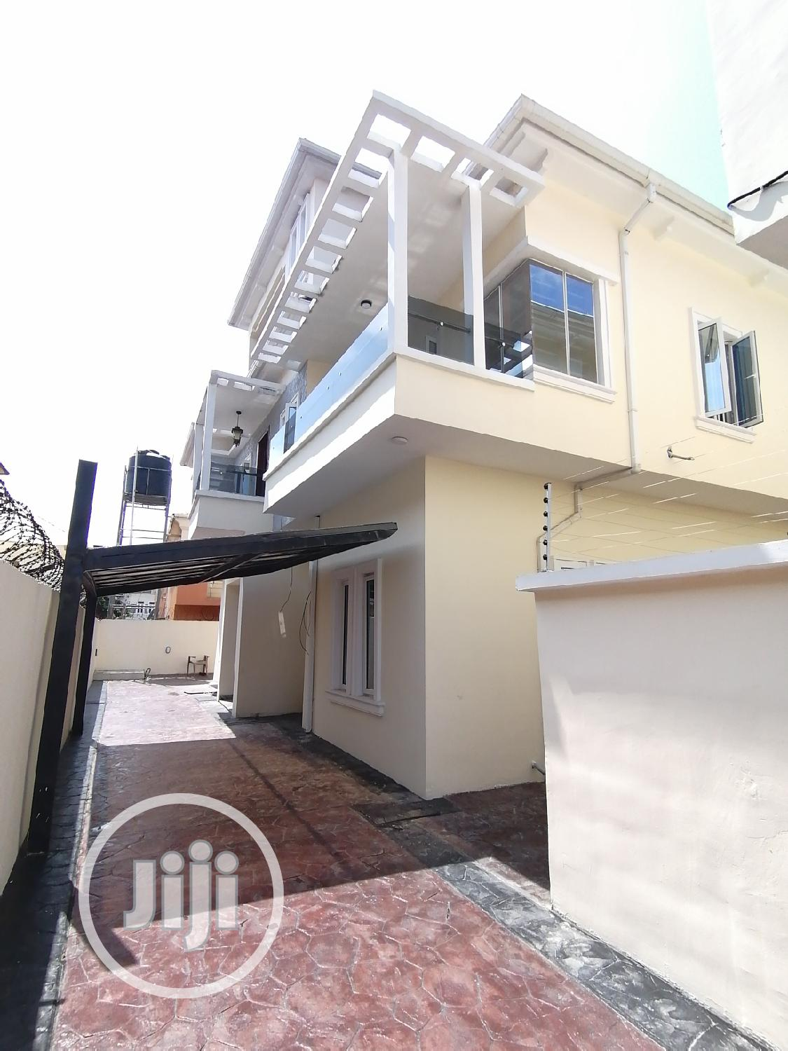 Archive: 5 Bedroom Fully Detached Duplex With A Room Bq Nd Penthouse