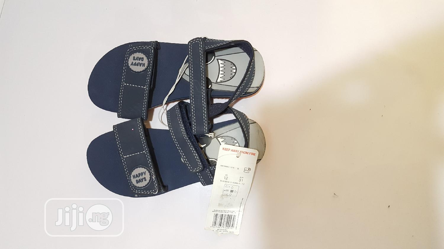 Blue F&F Sandal For Boys