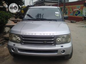 Land Rover Range Rover Sport 2006 Silver | Cars for sale in Lagos State, Isolo