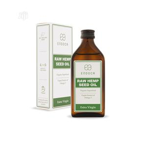 Original- Raw Hemp Seed Oil 250ml | Vitamins & Supplements for sale in Lagos State, Ojo