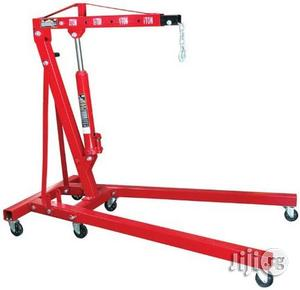 Car 2 Ton Hydraulic Jack Engine Crane Lifts 4000 Lbs   Heavy Equipment for sale in Lagos State, Surulere