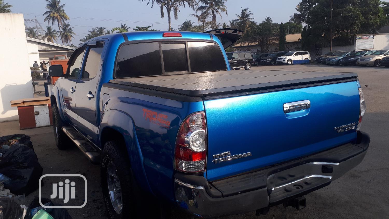 Toyota Tacoma 2008 Blue | Cars for sale in Apapa, Lagos State, Nigeria
